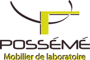 Mobilier de laboratoire - Possémé (Accueil)